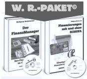 WR-Paket: FinanzManager + Finanzierung mit und ohne Schufa (2 gebundene Ausgaben)