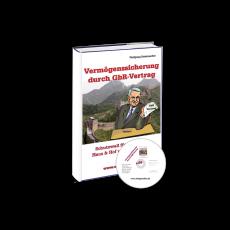 Vermögenssicherung durch GbR-Vertrag (gebundenes Buch)